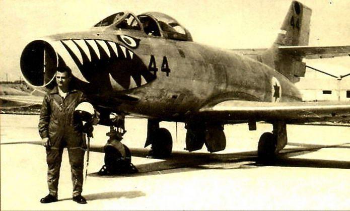 MD.540 Ураган ВВС Израиля. Фото конца 1950-х - начала 1960-х гг..jpg