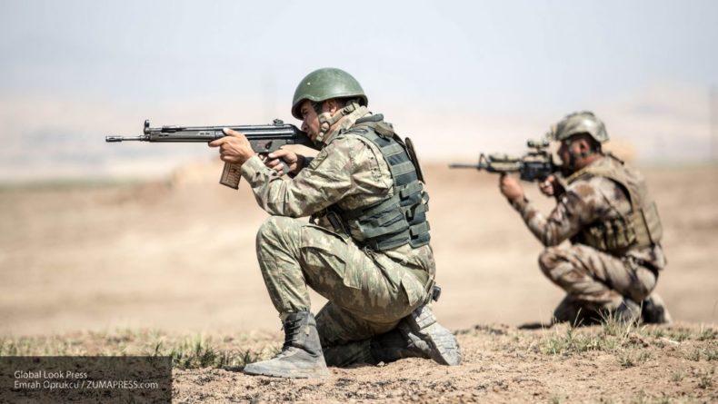 Общество: Операцию Турции против курдов-террористов в Сирии обсудят Британия, Франция и ФРГ