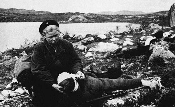 Общество: Важная дата: 75 лет назад русские солдаты вошли в Финнмарк (VG, Норвегия)