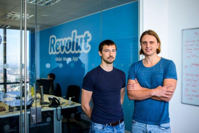 Общество: Revolut лидирует среди необанков Европы по числу привлеченных клиентов