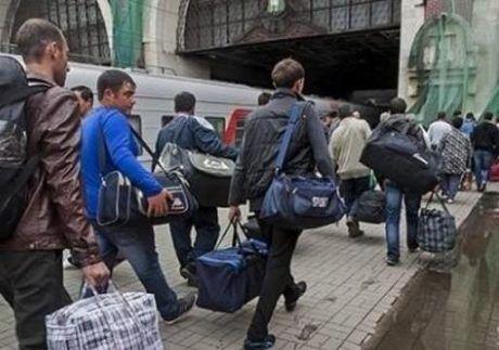 Общество: Топ-8 стран среди украинских заробитчан