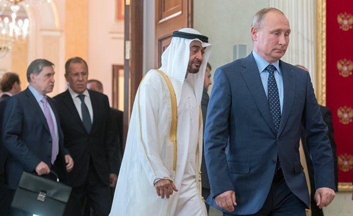 Общество: Financial Times (Великобритания): Россия намерена перевести горячее гостеприимство монархов Персидского Залива в холодные цифры наличности