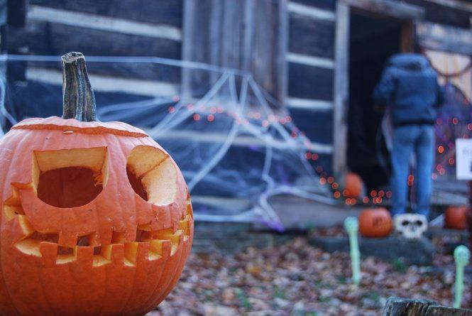 Общество: Семь развлечений на Хэллоуин для самых бесстрашных