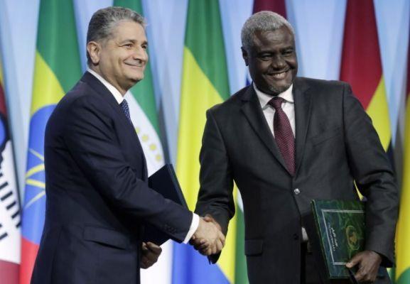 Общество: ЕЭК иКомиссия Африканского союза подписали меморандум овзаимопонимании