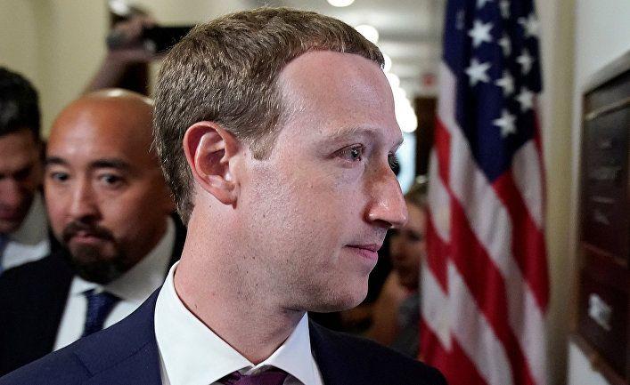 Общество: Марк Цукерберг: «Фейсбук» поймал Россию и Иран на попытках вмешаться в выборы 2020 года (NBC News, США)