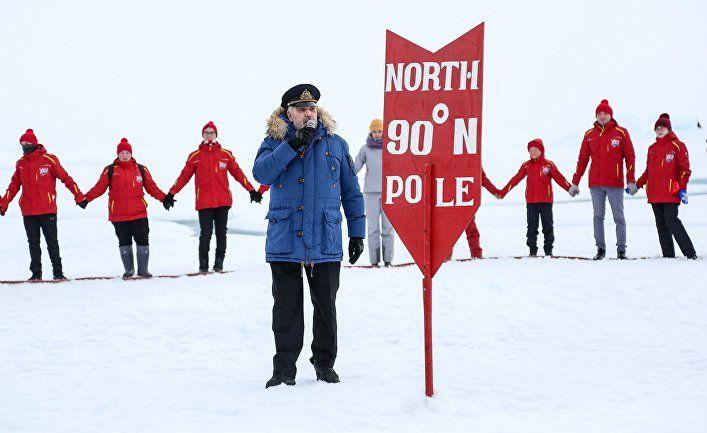 Общество: New Scientist (Великобритания): Северный полюс движется, и если он поменяется местами с Южным, жизнь на Земле ждут неприятности