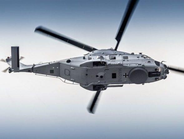 Общество: ВМС Германии приняли на вооружение первого «Морского льва»