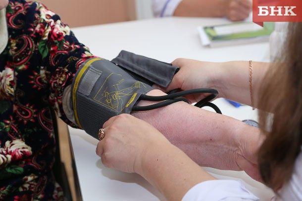 В столице Коми всех желающих проверят на риск возникновения инсульта