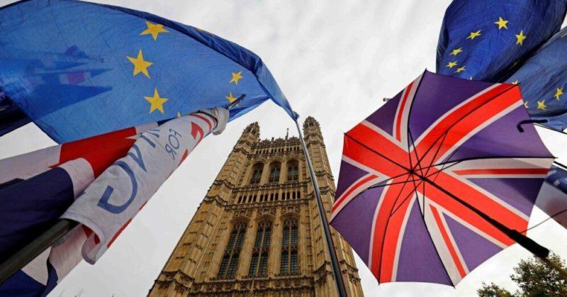 Общество: Евросоюз согласился отложить Brexit до 31 января 2020 года
