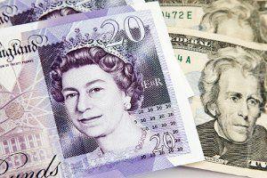 Общество: Стерлинг вырос в начале недели против евро