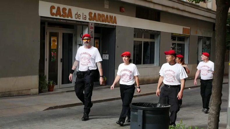 """Общество: """"Ангелы-хранители"""" Барселоны"""