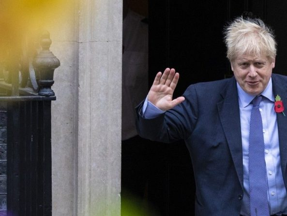 Общество: Джонсон не считает сделку по Brexit препятствием для торговли с США