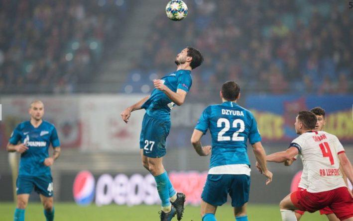 Общество: Экс-арбитр ФИФА раскритиковал судейство Вилкова в матче «Зенита» против ЦСК
