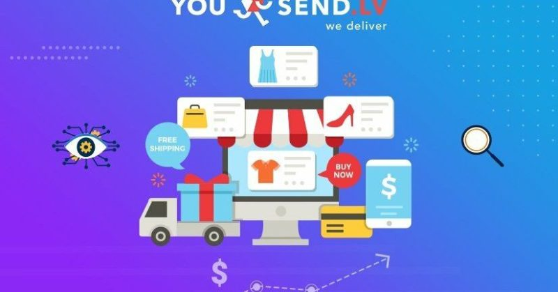 Общество: YouSend — доставка с экономией до -65%