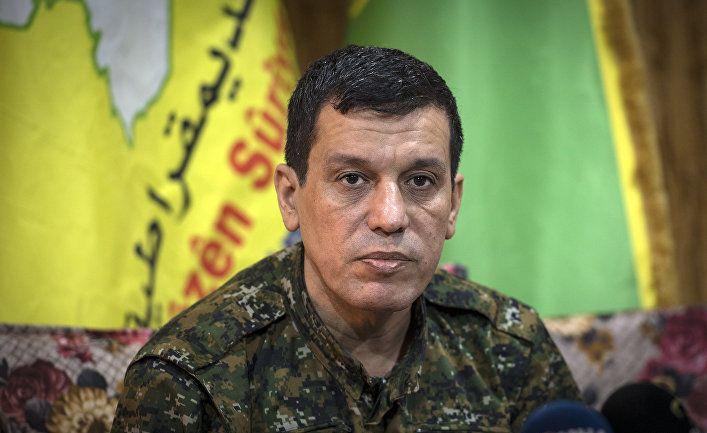 Общество: Al Quds (Великобритания): командующий Демократических сил Сирии выдвинул режиму Асада два условия