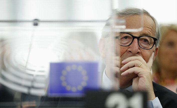 Общество: Глава Еврокомиссии Жан-Клод Юнкер: «Я поцеловал Путина, но это никак не навредило Европе» (Der Spiegel, Германия)
