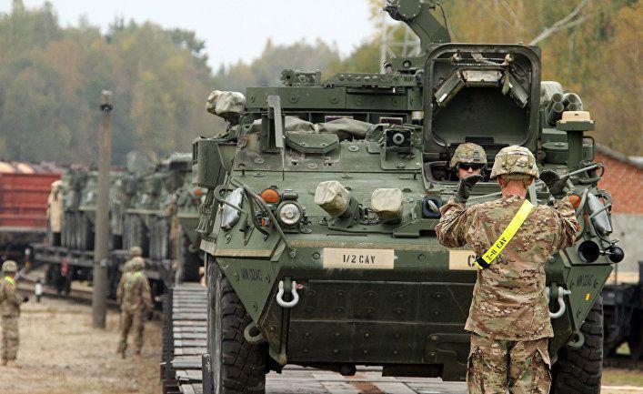 Общество: Война с Россией на Висле: НАТО готовит масштабные учения (Polityka, Польша)