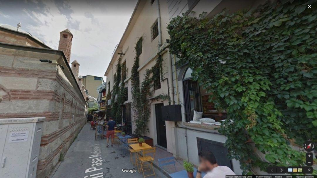 Улица, на которой погиб основатель «Белых касок»