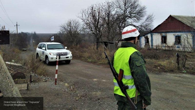 Киев запросил трое суток на процесс разведения сил в Донбассе, рассказали в ДНР