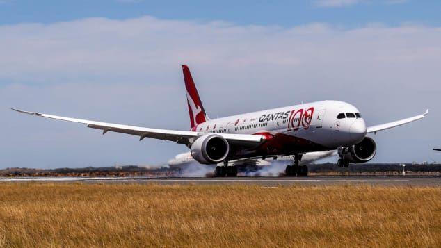 Общество: Boeing 787-9 Dreamliner побил сразу два рекорда— по расстоянию и продолжительности беспосадочного перелета