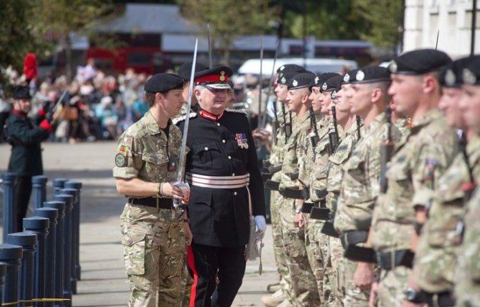 Общество: Сокрытие Лондоном преступлений британской армии назвали обычной практикой