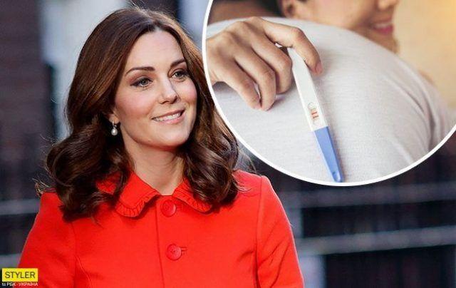 Общество: Пополнение в королевской семье: Кейт Миддлтон заподозрили в беременности