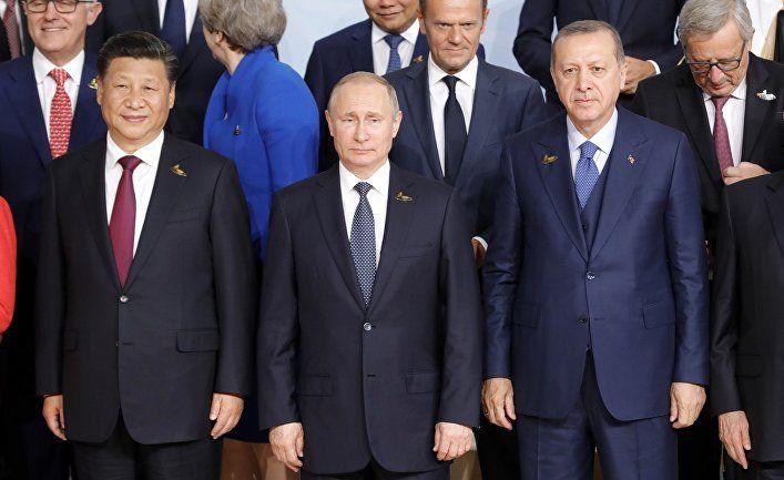 Общество: Sabah (Турция): Турция — цунами, Россия — ураган, Китай — глобальное потепление