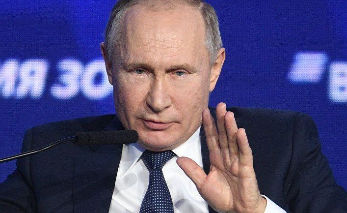 Общество: The Times (Великобритания): президент Путин намерен создать российскую электронную энциклопедию, которая составит конкуренцию «ненадежной» Википедии