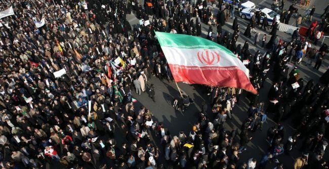 Общество: Санкции дают властям Ирана карт-бланш наподавление протестов— эксперт