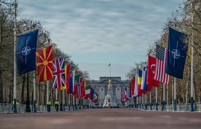 Общество: В Британии стартовало пленарное заседание саммита НАТО