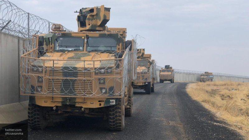 Европа смирилась с борьбой Турции против курдских бандформирований в Сирии