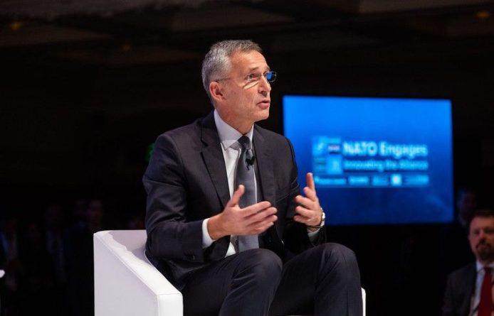 Общество: Генсек НАТО высказался за диалог с Россией