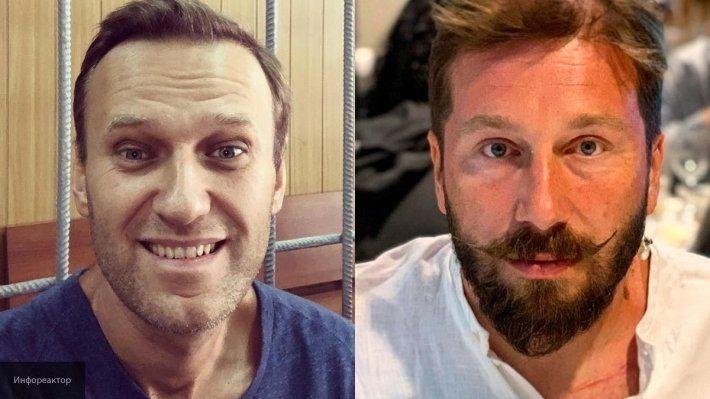 Общество: Чичваркин пытается сделать Навального инструментом госпереворота в России