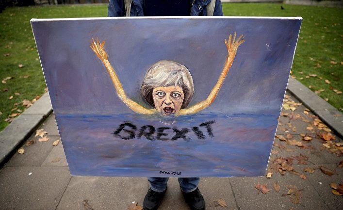 Общество: Англичане между социализмом и Брекситом: выбран Брексит с «красным Борисом»