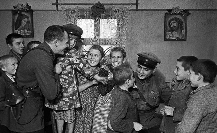 Общество: Polskie Radio (Польша): Сталин не ставил целью «освобождение» Западной Белоруссии и Украины