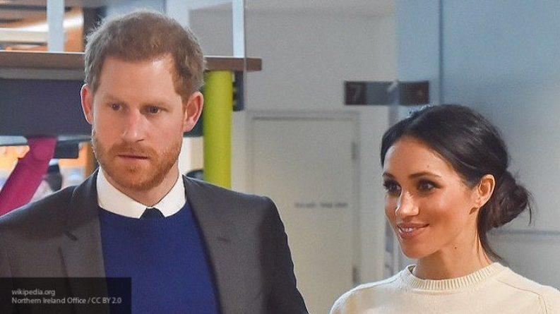 Общество: Принц Гарри и Меган Маркл решили отказаться от статуса члена королевской семьи