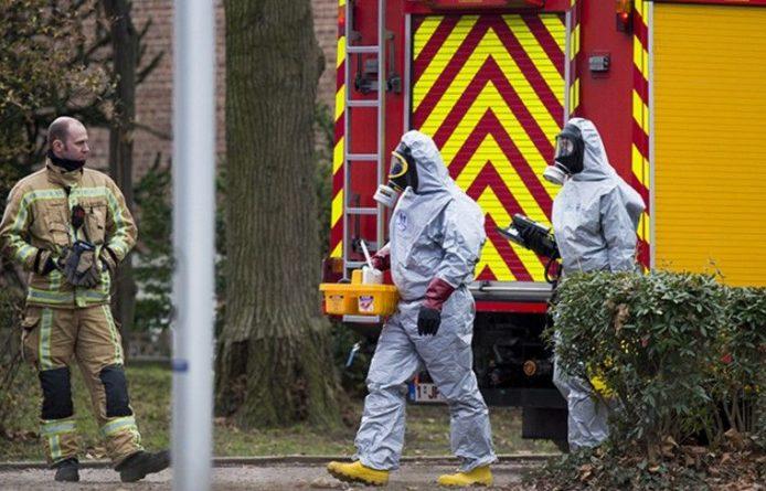 Общество: В бельгийском правительстве получили конверты с подозрительным порошком