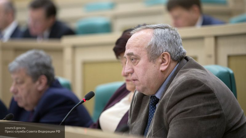 """Клинцевич заявил, что США хотят перенести ответственность за крушение """"Боинга"""" на Иран"""