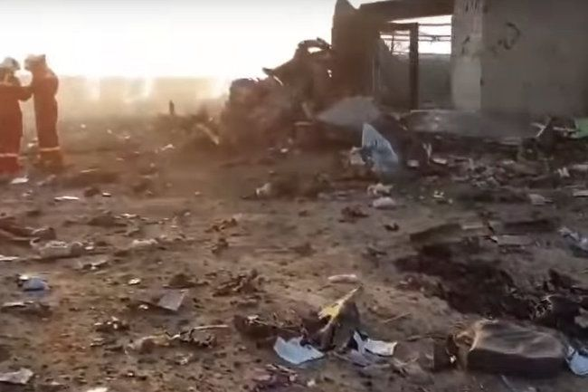 Общество: Иран признался официально: украинский Boeing сбит его ракетой