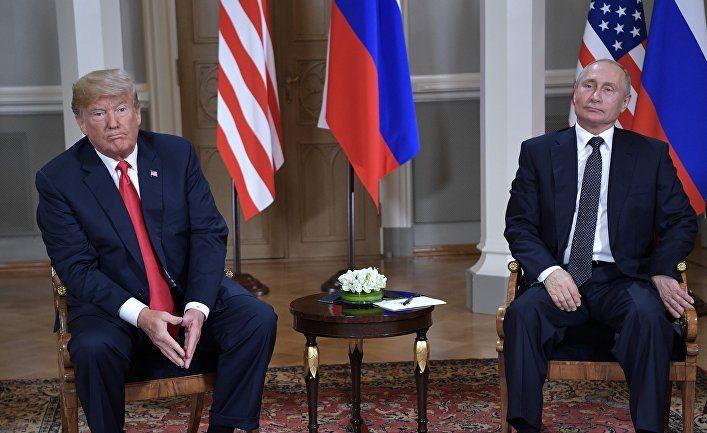 Общество: The Brookings Institute (США): ключевые моменты касательно российско-американских отношений в 2020 году и далее