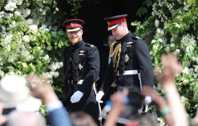 Общество: Принцы Гарри и Уильям опровергли информацию о травле в королевской семье