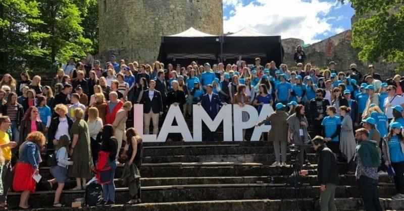 Общество: Сделаем это вместе! Фестиваль общения LAMPA приглашает к участию в его организации