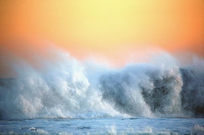 Общество: Температура океана достигла рекордных значений - Cursorinfo: главные новости Израиля