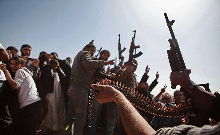 Общество: The Guardian (Великобритания): 2000 сирийских боевиков брошены в Ливию для поддержки правительства