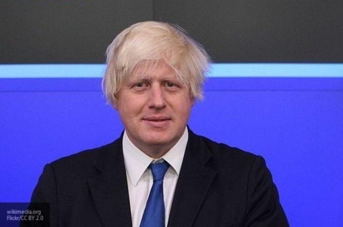 Общество: Борис Джонсон возглавит комитет по борьбе с преступностью