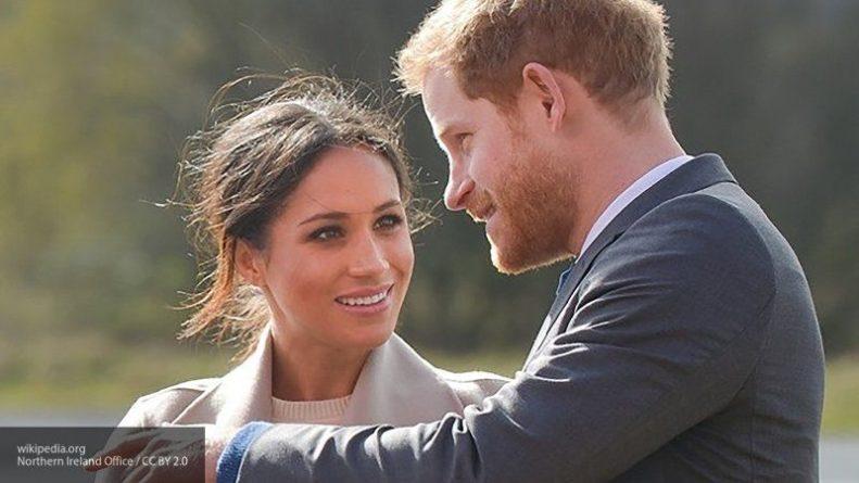 Общество: Меган Маркл и принц Гарри променяют дворец на роскошный особняк за 21 млн фунтов в Канаде