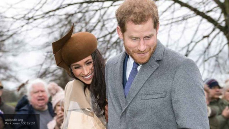 Общество: Принц Гарри и Меган Маркл перестанут исполнять королевские обязанности с весны