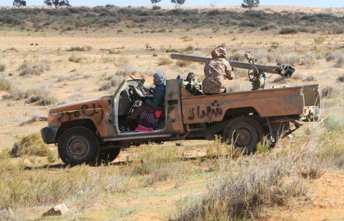 Общество: На саммите по Ливии призовут отказаться от нападений на нефтяные терминалы