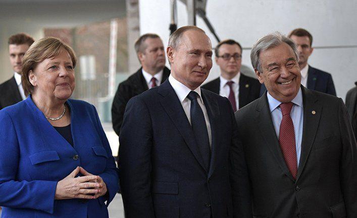 Общество: Carnegie Moscow Center (Россия): выйти из тени. Как встреча в Берлине изменила роль России в Ливии