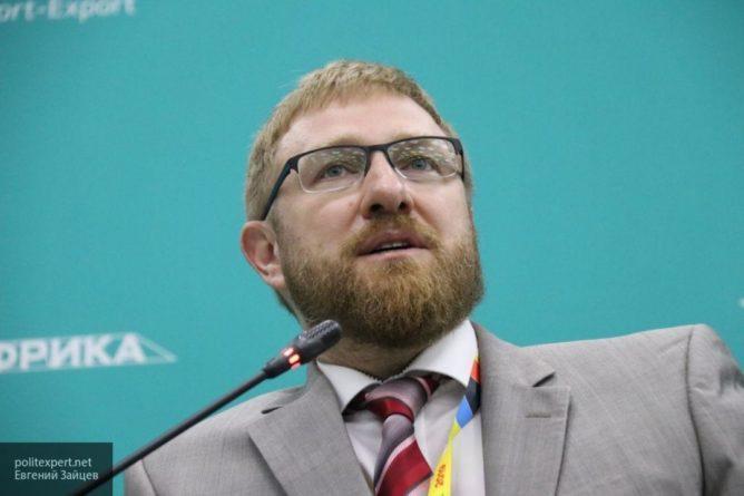 Общество: Малькевич: Запад совместно с «Белыми касками» формирует фейки в интересах террористов